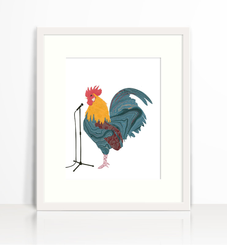 ROOSTER - whimsy spot